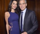 100 LIVES Event: George Clooney Joins Humanitarian Leaders to Launch Global Prize in NYC