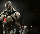 Cyborg for 'Injustice 2'