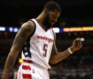 NBA News: Washington Wizards Forward Markieff Morris Fined 25K For Throwing Ball At Ref