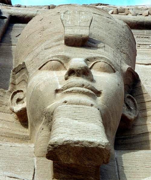 Ramses II Egypt