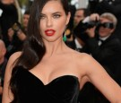 Adriana Lima attends the Premiere of 'Sicario' during the 68th annual Cannes Film Festival on May 19, 2015 in Cannes, France