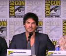 THE VAMPIRE DIARIES Comic Con 2016 Panel Highlights (Part 1) - Ian Somerhalder, Season 8