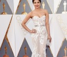 Actress Priyanka Chopra attends the 88th Annual Academy Awards at Hollywood & Highland Center on February 28, 2016 in Hollywood, California.