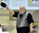 Writer George R.R. Martin attends HBO's 'Game Of Thrones' panel and Q&A during Comic-Con International 2014 at San Diego Convention Center on July 25, 2014 in San Diego, California.