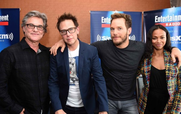 """""""Guardians of the Galaxy Vol 3"""" Update: Director James Gunn Hints That Third Film Is Coming"""
