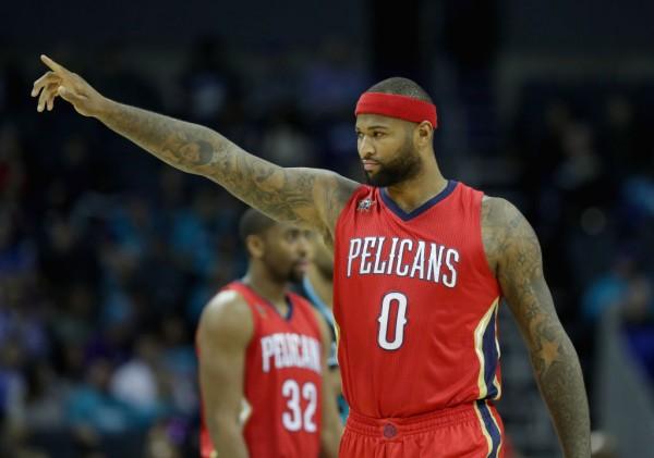 NBA News: New Orleans Pelicans' Center DeMarcus Cousins Returns To Lineup Vs. Minnesota Timberwolves