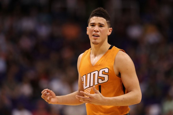 NBA News: Phoenix Suns' Devin Booker To Miss Next Game Vs. Detroit With Sore Ankle