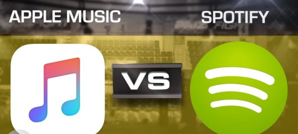 Apple Music vs. Spotify (CNET Prizefight)
