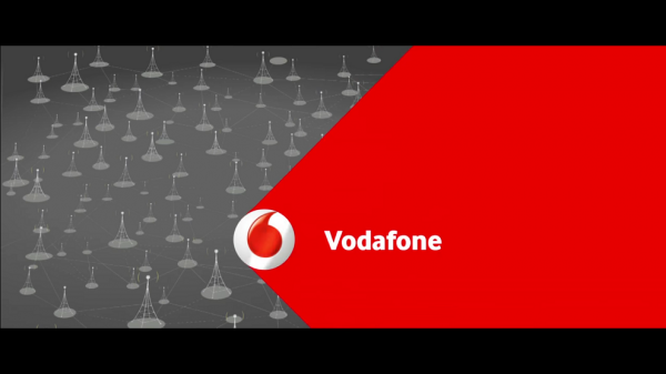 Vodafone SuperNet™ 4G – The Data Strong Network™