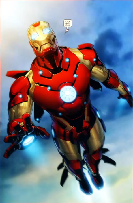History Of Iron Man! From His Origin To Now!