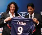 Soccer, Edinson Cavani