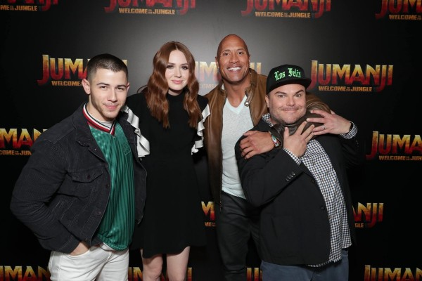 Jumanji official photo