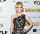 Actor Melissa Rauch attends a screening of Sony Pictures Classics' 'The Bronze' hosted by Cinema Society & SELF at Metrograph on March 17, 2016 in New York City.