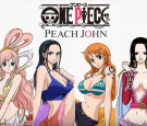'One Piece' and Peach John Collaboration