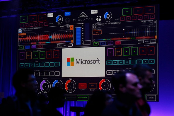 Microsoft Build Conference Continues In San Francisco