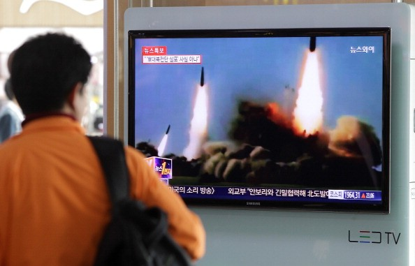 South Korea Reacts To North Korean Missile Launch