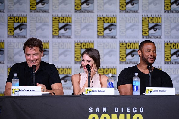 Comic-Con International 2016 - 'Arrow' Special Video Presentation And Q&A