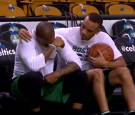 Boston Celtics Star Isaiah Thomas Plays Through Tears After Sister's Death