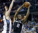 Spurs Look To Advance With Game 6 Win Over Grizz