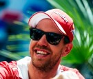 Sebastian Vettel official photo