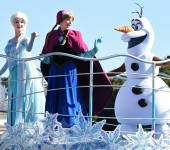 JAPAN-ENTERTAINMENT-FILM-FROZEN