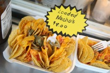 Add nachos to the list of things that will kill you in today's world.