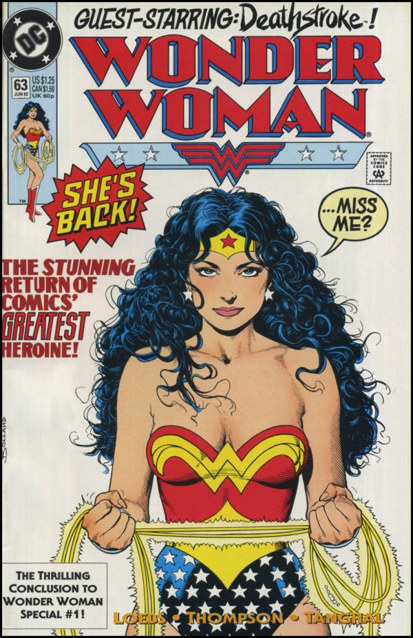 Celebrating the lengthy legacy of Wonder Woman