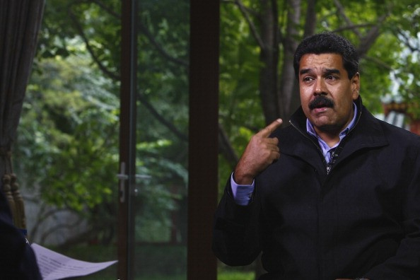 Maduro pushes ahead with referendum as protests go on