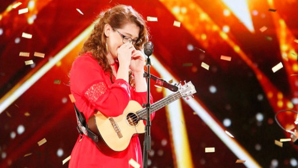 Deaf Singer Gives Inspiring Performance on America's Got Talent, Earning Golden Buzzer