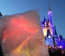 Glowing Cotton Candy Is Disney's Brightest New Treat