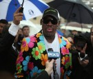 Dennis Rodman, International Man of Mystery