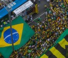 Brazilians are fed up with rotten politicians and are taking to the streets by the the thousands.
