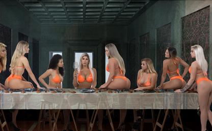 Miss BumBum Beauties Battle for Brazil's Best Bottom
