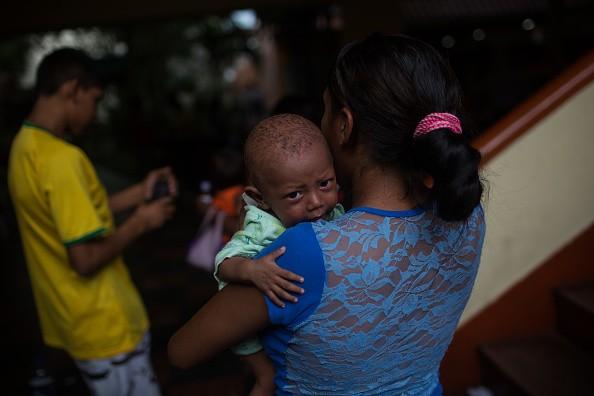 Venezuelan Children are Starving
