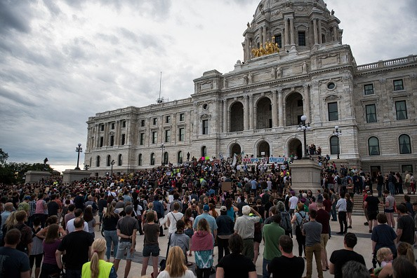 Protests in the Wake of Officer Jeronimo Yanez's Acquittal