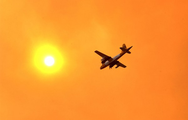 Extreme heat around the country could wreak havoc for air travel.