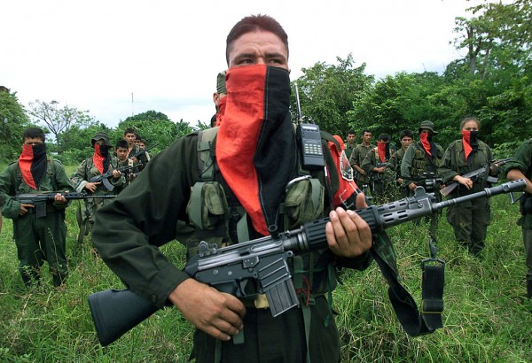 This could hurt the tenuous peace process in Colombia.