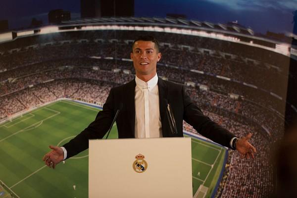 Cristiano Ronaldo just can't catch a break.