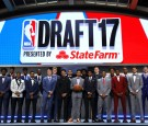 The first round of the 2017 NBA Draft Class.