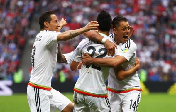 Mexico vs Germany
