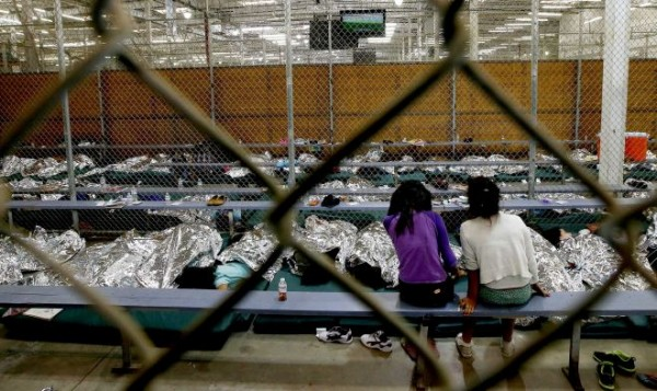 The Media Gets A First Look At The Migrant Crisis: Thousands Of Kids Held In Concrete Cells