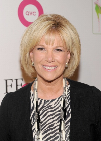 oan Lunden attends the 18th Annual QVC 'FFANY Shoes On Sale' at The Waldorf=Astoria