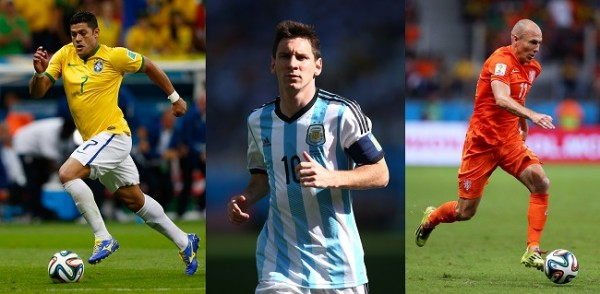 Which Team Will Hoist the 2014 World Cup Trophy in Brazil? Semifinals Start Tuesday