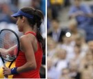 Nadal and Azarenka In Action On Day 10 Of The US Open