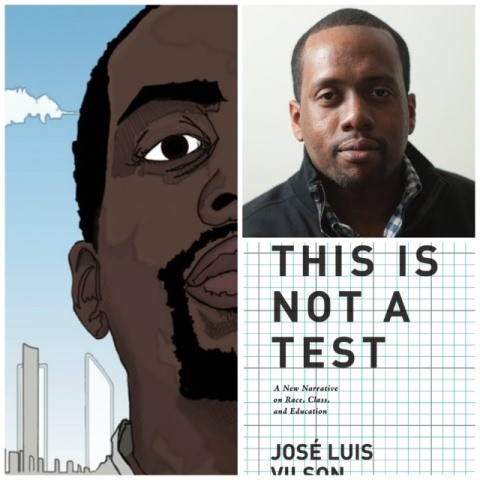 PALABRAS: Author, Activist José Luis Vilson Shares His Thoughts on Public School System