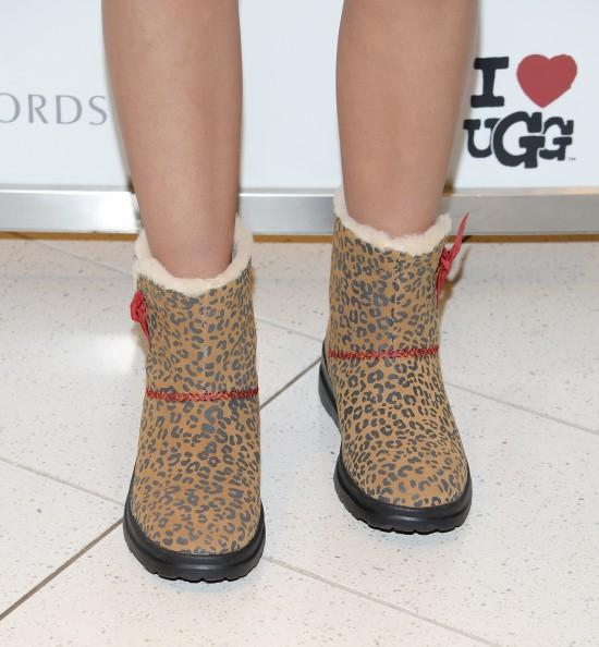 UGG Australia Boots Amber Montana