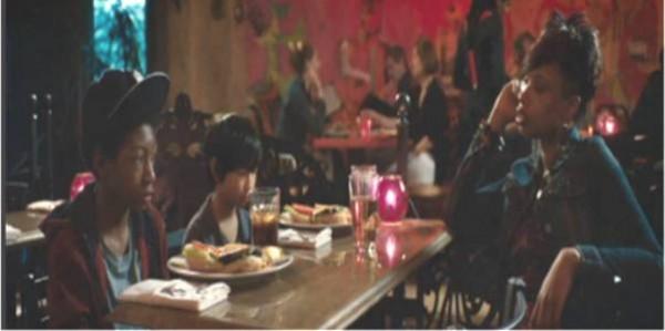 "Jennifer Hudson in ""The Inevitable Defeat of Mister & Pete"""