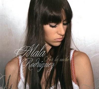 Album cover of 'Por la Noche' by Mala Rodriguez
