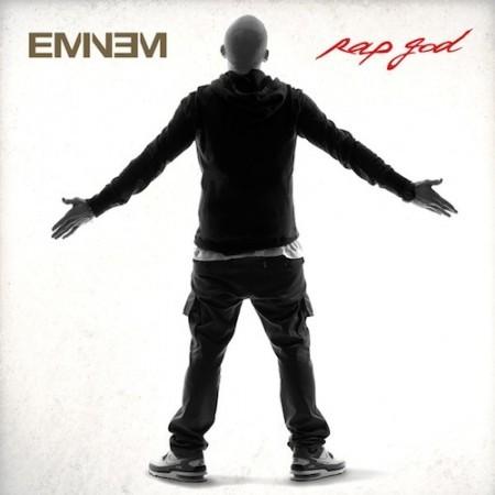 """Eminem's """"Rap God"""""""