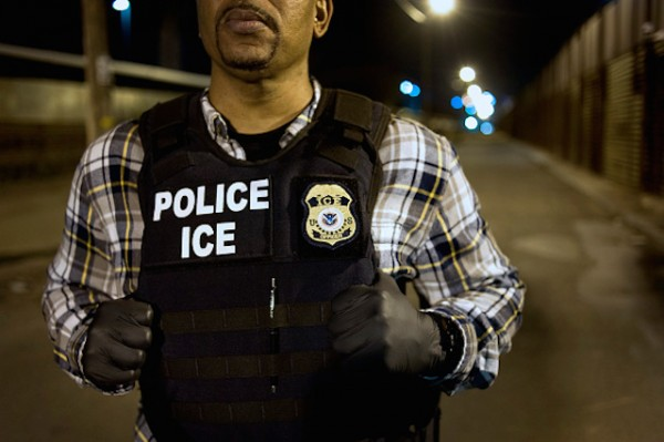ICE immigration and customs enforcement immigrant